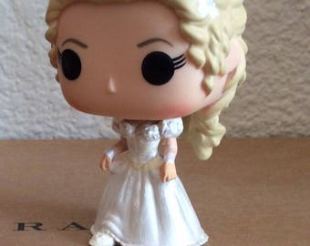 Custom Funk pop Cosette (Les Miserables)