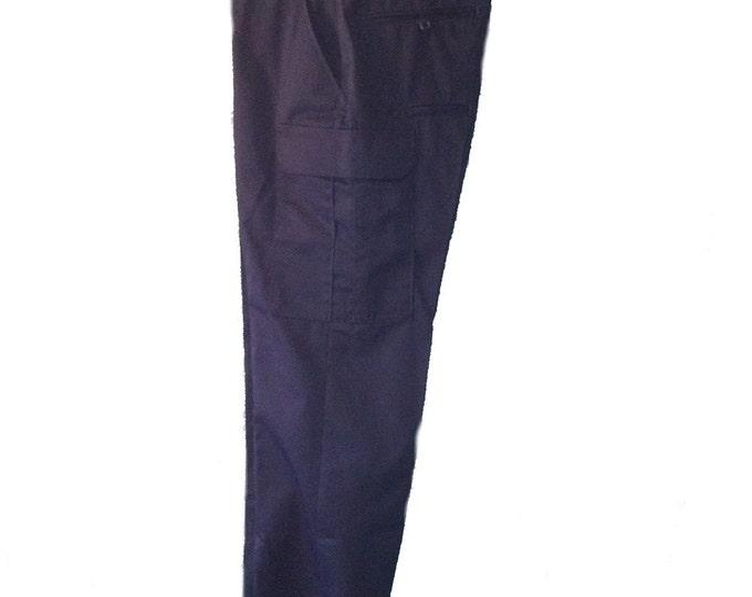 """29""""Wx30""""L Women's PDU 5.11 Tactical - Midnight Navy - Class B #64306 Twill Pant"""