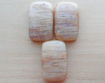 Moonstone Cabochon cabochon set