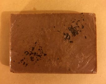 Hot Chocolate Goats Milk Soap Bar