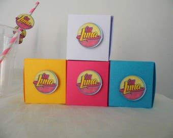 "Thank you gift ""Soy luna"" box"