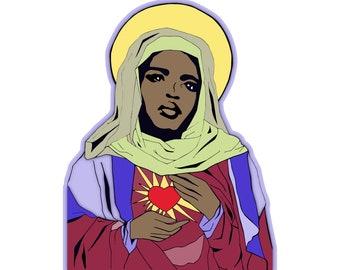 The Virgin Lauryn