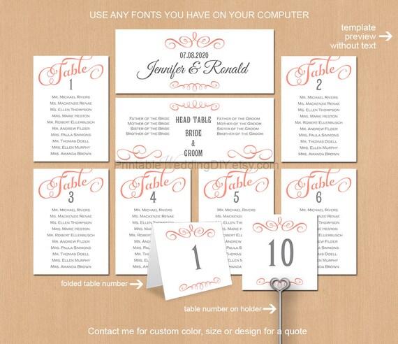 wedding table list template koni polycode co