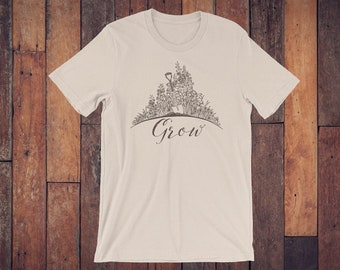 Grow Gardening Short-Sleeve T-Shirt