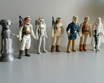 Star Wars action figures: Hoth
