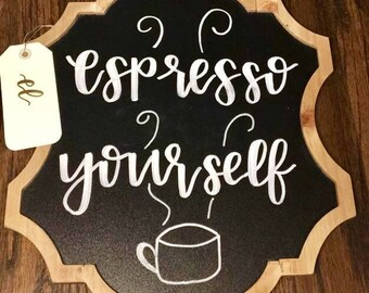 Original Chalk - espresso yourself