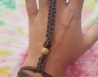 Ring/Bracelet or Barefoot Sandals