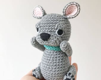 FRENCH BULLDOG crochet amigurumi, crochet dog, amigurumi dog, French bulldog gift, gift for kids, baby gift, gift for her, dog lover gift