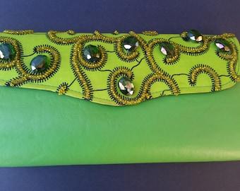 Ankara Clutch, Ankara Purse, Ankara Women's Bag, African Print Clutch, African Prints Purse, African Print Bag