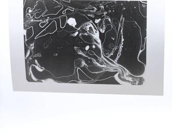 "Photogram-""Liquid III"""