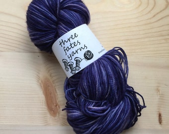 merlin - eponymous, fingering weight yarn