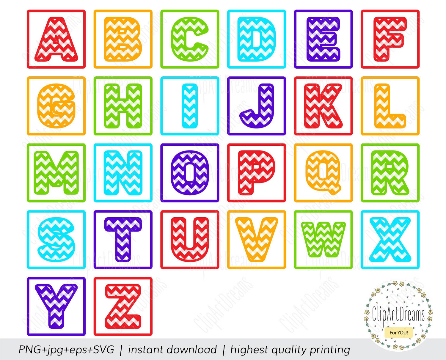 Chevron Block Font Svg Chevron Block Letters Alphabet Svg Files