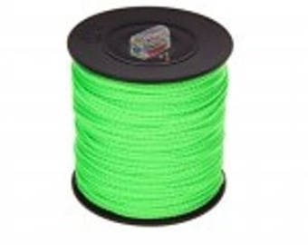 Thread polyester 1.5 mm - Apple green color