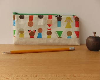 Little People Pencil + Needle Case