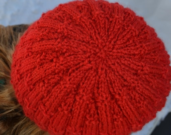 Rogues Hat PDF Knitting Pattern by Vint Hill Knits