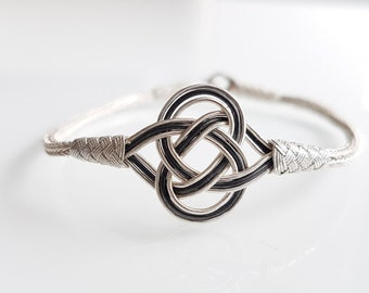 Bracelet Silver IV Braided 925