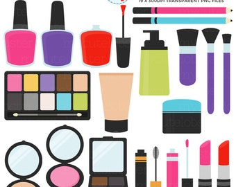 makeup clipart etsy rh etsy com makeup clip art images makeup clip art border