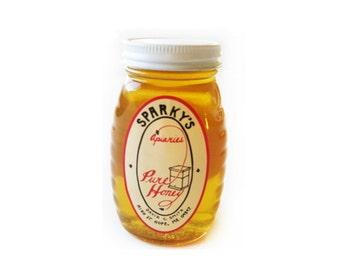8oz Jar Wildflower Honey