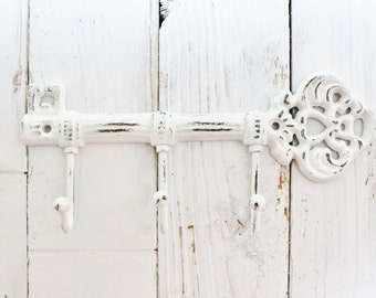 Key Holder , Key Holder For Wall, Rustic Key Holder , Key Hook , Wall Key Hook ,Jewelry Organizer ,Coat Hook , Rustic Home Decor, Fall Home