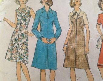 1974 Style dress patterns
