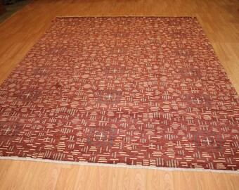 """8' X 9'11"""" Handmade Modern Rug"""