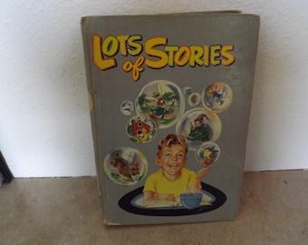 Lots of Stories  Big Book
