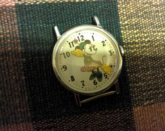 1971 Marlin Minnie mouse watch