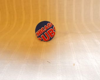 Chicago Cubs Wine Cork Stopper