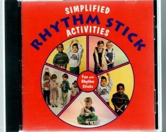 Simplified Rhythm Stick Methods CD
