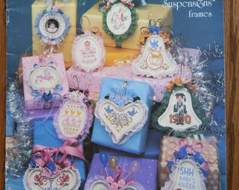 Cross Stitch Pattern Book for Special Days by Carol Wilson Mansfield American School of Needlework 3501