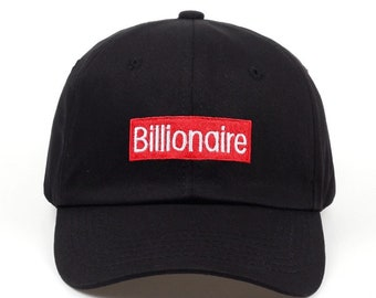 Billionaire dad hat