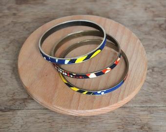 WAX - Odette rushes - bracelets