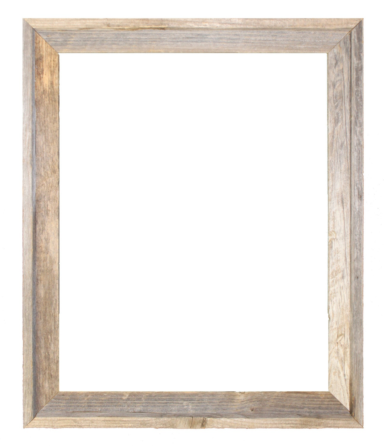 24x30 2 wide barnwood reclaimed wood open frame no request a custom order and have something made just for you jeuxipadfo Images