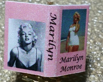 Marilyn Monroe Miniature Dollhouse Book