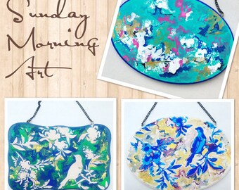 Sunday Morning Art-Paintings