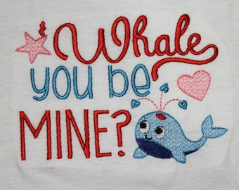 Girls Valentine shirt,Toddler girl Valentine's Day shirt,Hearts, Whale, Pink, Red and white shirt,Girl shirt for Valentine's, long sleeve
