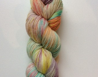 Mother of Purl - hand dyed sock yarn