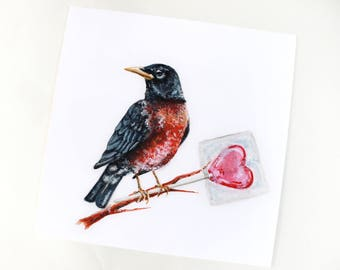 Sweet Bird Giclee Print