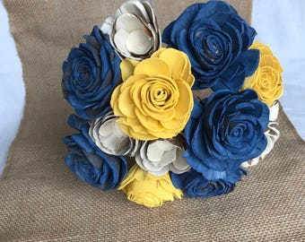Blue Beauty Bouquet