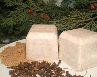 The Spiced Brown Sugar Blissful Loofah Lotion