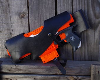 Nerf Stryfe Mare's Leg Style Leather Holster