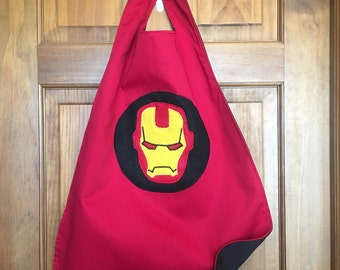 IRONMAN Kids Superhero Cape/Costume
