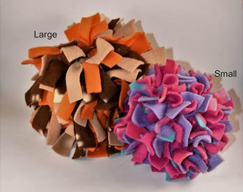 Custom-Made Snuffle Ball