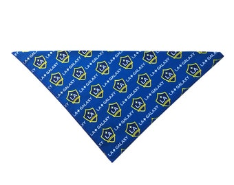 LA Galaxy Dog Bandana