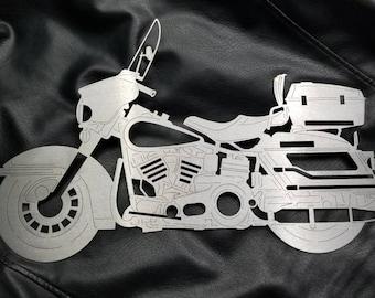 Harley Davidson Motorcycle Stainless Steel Sign/Metal sign