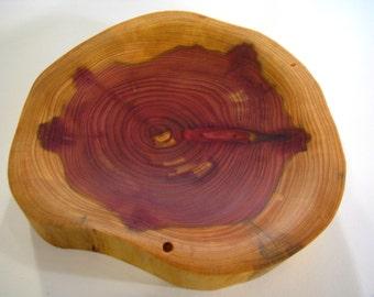 5398 Eastern Red Cedar Small Bowl
