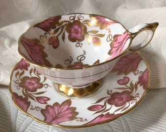 Vintage Royal Stafford Cup and Saucer