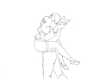 Into His Arms#2(ORIGINAL)