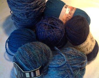 Destash yarn