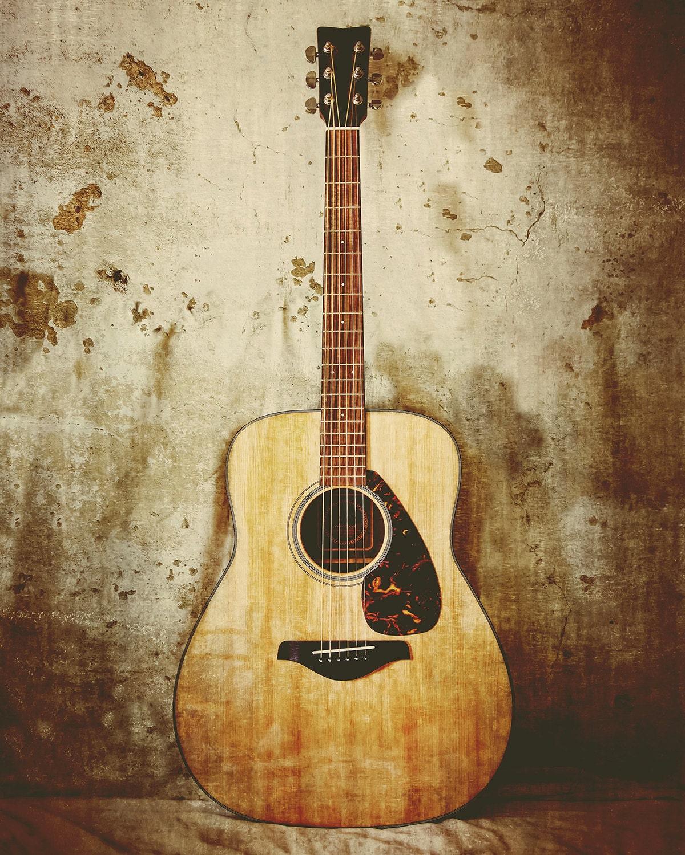 Arts Music Photography: Guitar Photography Fine Art Print Musical Instrument Music